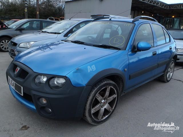 Rover Streetwise 2004 m. dalys