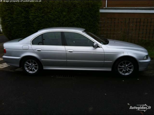 BMW 530 R16 lengvojo lydinio ratlankiai