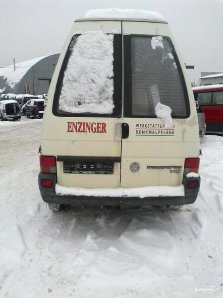 Volkswagen Transporter T1 1999 m. dalys