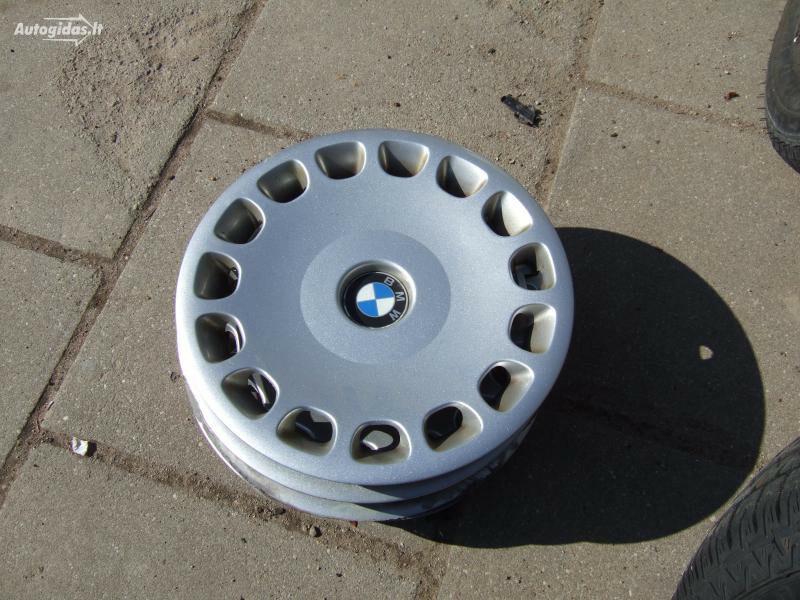 BMW 525 R15 закругленность колеса