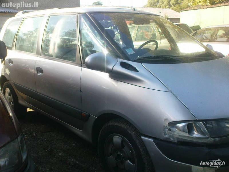 Renault Espace III, 1998m.