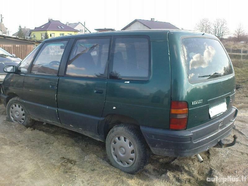 Renault Espace II, 1993m.