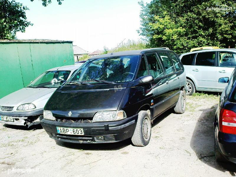 Renault Espace II 1993 m. dalys
