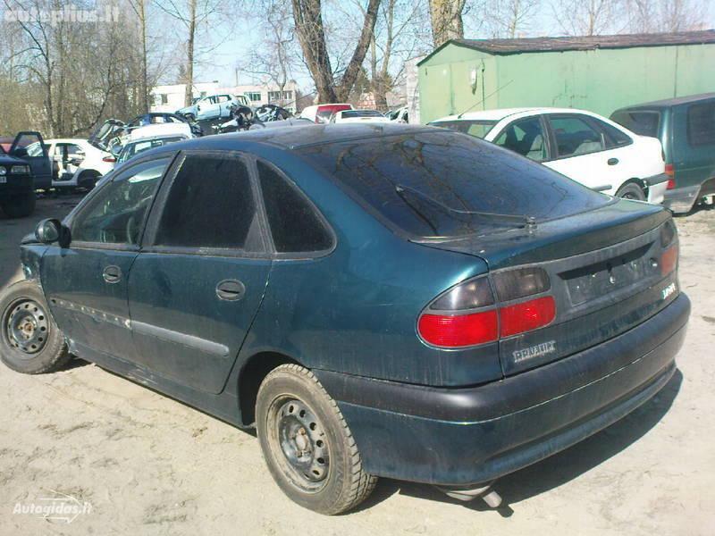 Renault Laguna I, 1995m.