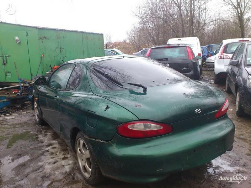 Hyundai Coupe 1998 m. dalys