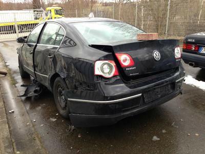 Volkswagen Passat B6 2010 m. dalys