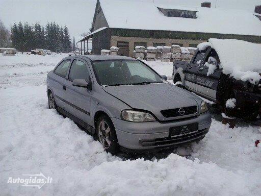 Opel Astra I, 2001y.
