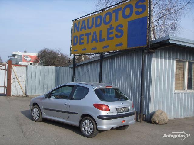Peugeot 206 2003 г. запчясти