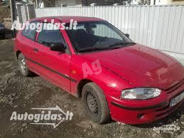Mitsubishi Colt CJ0 1997 y. parts