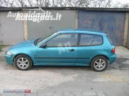 Honda Civic V 1993 y. parts