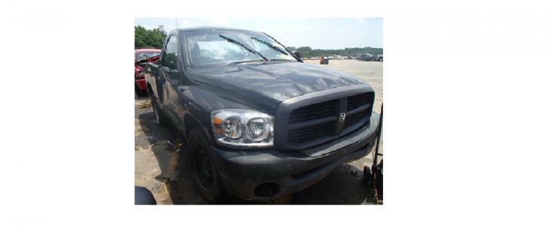 Dodge Ram 2007 y. parts