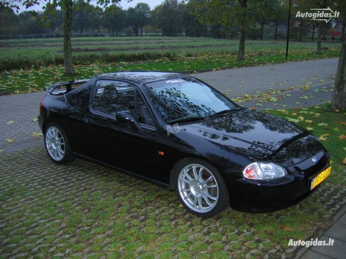 Honda CRX Sol, 1994m.