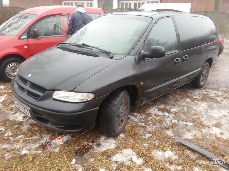 Chrysler Grand Voyager II 1999 y. parts