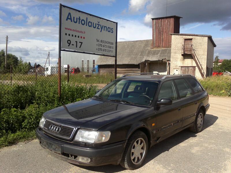 Audi 100 C4 QUATTRO 1994 m. dalys
