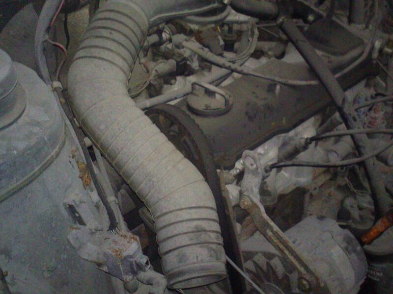 Volkswagen Passat B3 66KW 1992 m. dalys