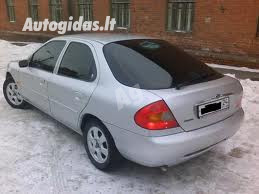 Ford Mondeo Mk2, 1997m.