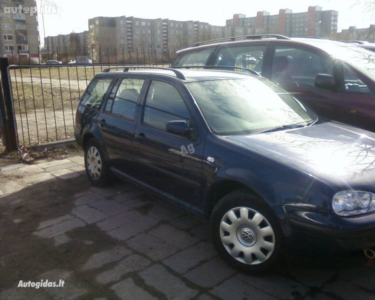 Volkswagen Golf, 2001m.