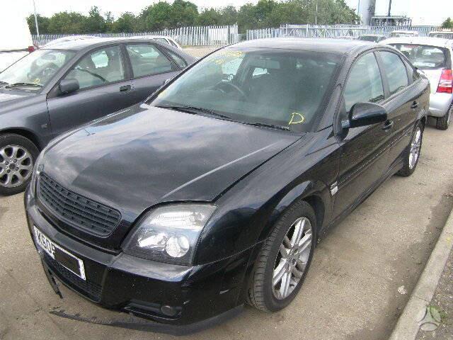 Opel Vectra 2005 m. dalys