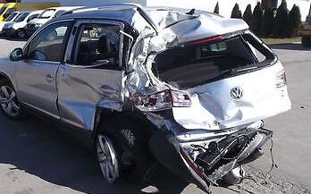 Volkswagen Tiguan 2012 m. dalys