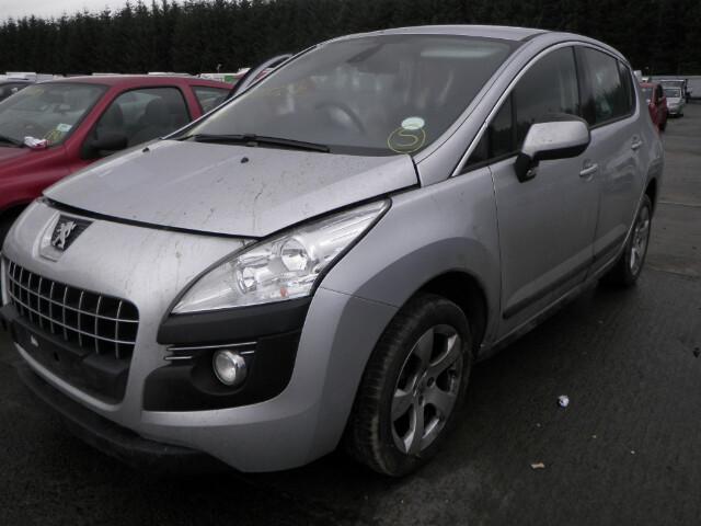 Peugeot 3008 2012 m. dalys
