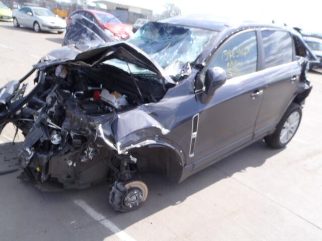 Opel Antara 2013 m. dalys