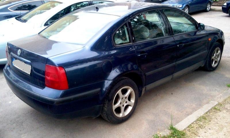 Volkswagen Passat B5 1998 y. parts
