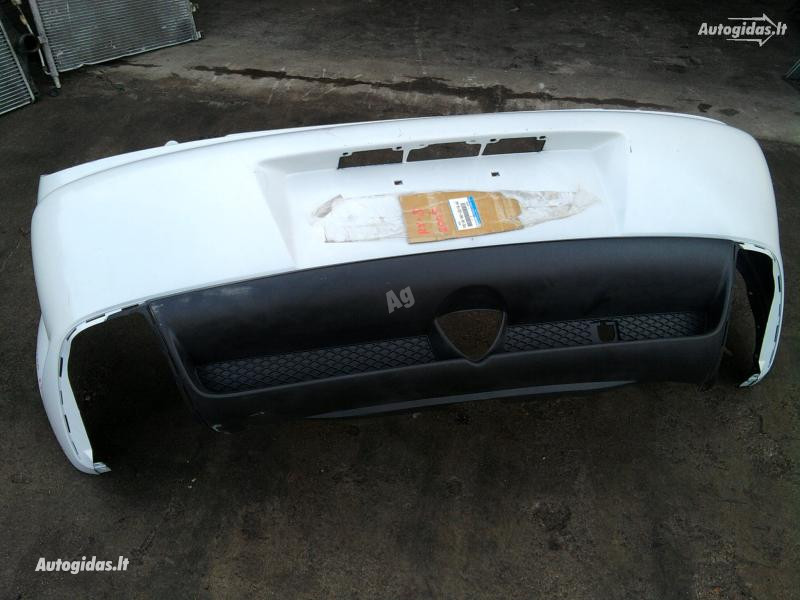 Mazda Rx-8 BAMPERIS 2005 m. dalys