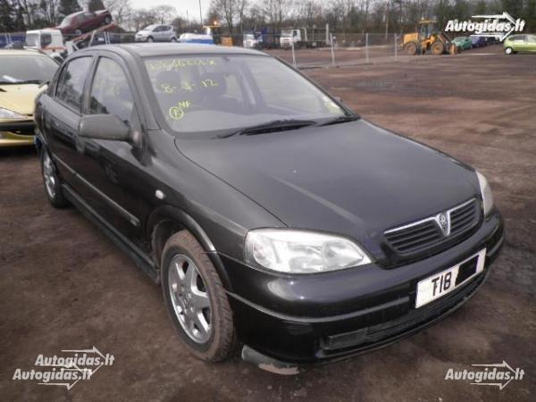 Opel Astra I 1999 m. dalys