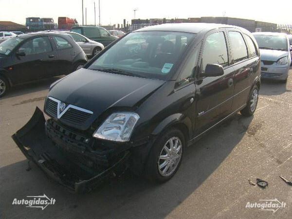 Opel Meriva I 2005 m. dalys