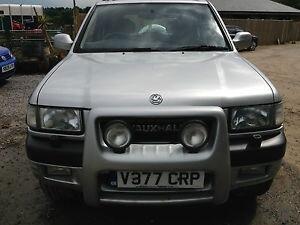 Opel Frontera B, 2003г.