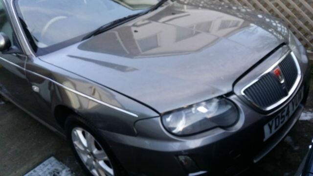 Rover 75 2005 m. dalys
