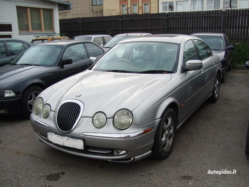 Jaguar S-Type, 1999y.