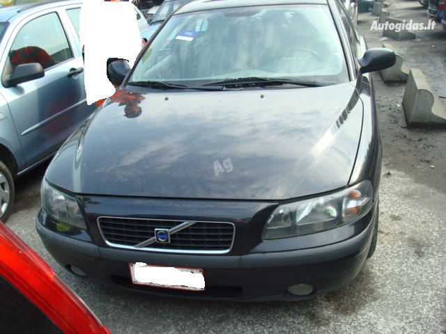 Volvo S60 I, 2003y.