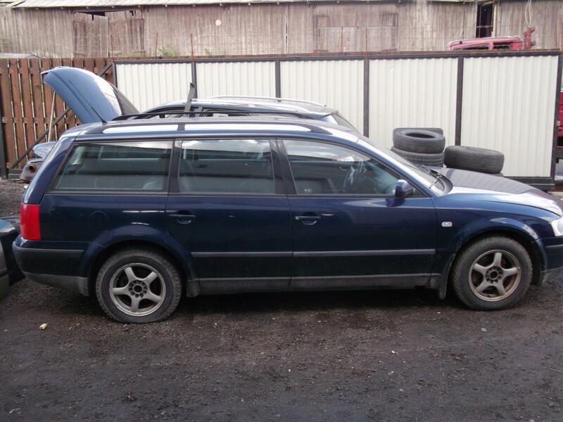 Volkswagen Passat B5 85kw 1998 m. dalys