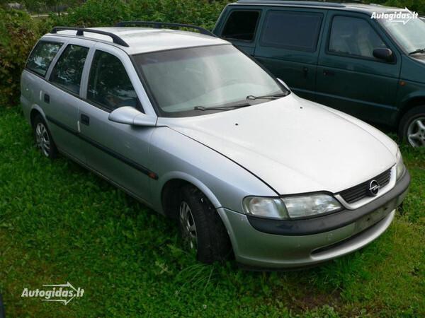 Opel Vectra B 1998 m. dalys