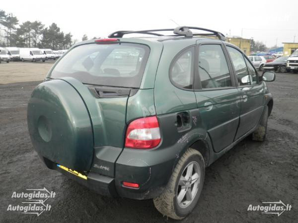 Renault Scenic RX4, 2004г.