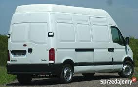 Renault Master II 2001 y. parts