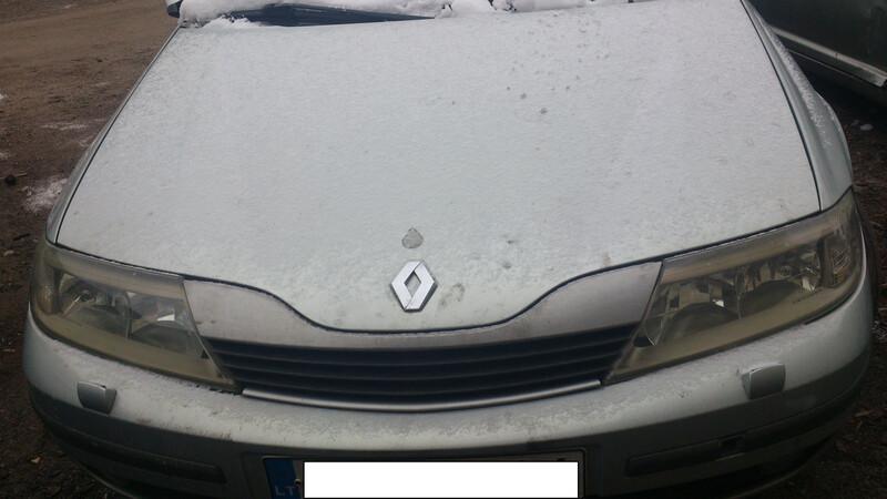 Renault Laguna II dci, 2003m.
