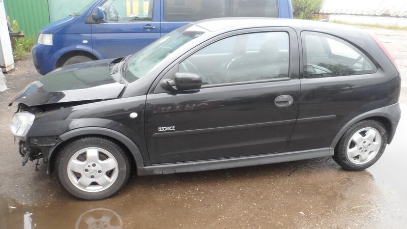 Opel Corsa C, 2004m.
