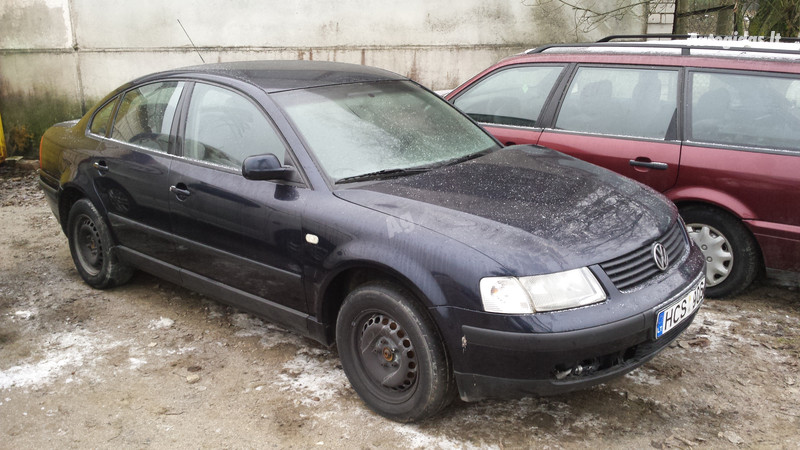 Volkswagen Passat B5, 1999m.