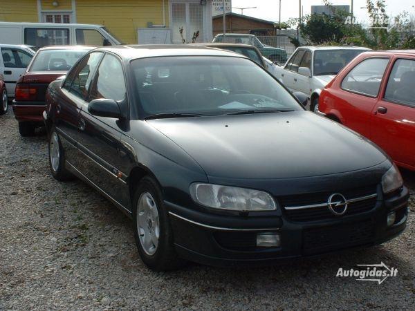 Opel Omega B 1998 m. dalys