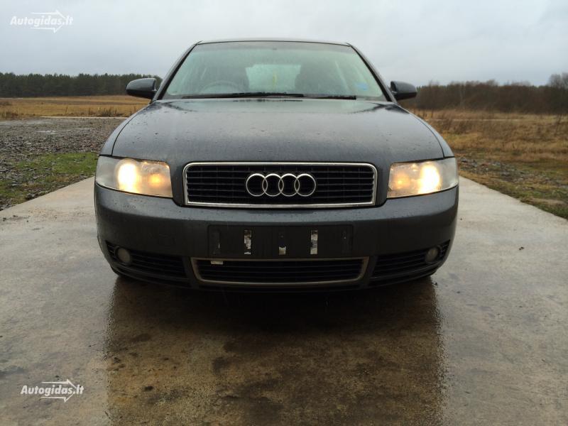 Audi A4 B6, 2002m.