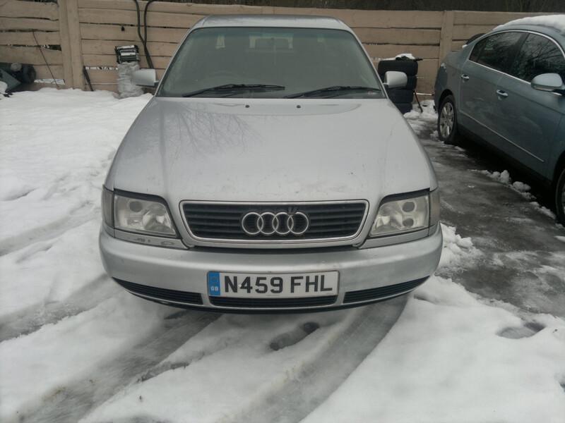 Audi A6 C4 103kw 6begiu, 1997y.