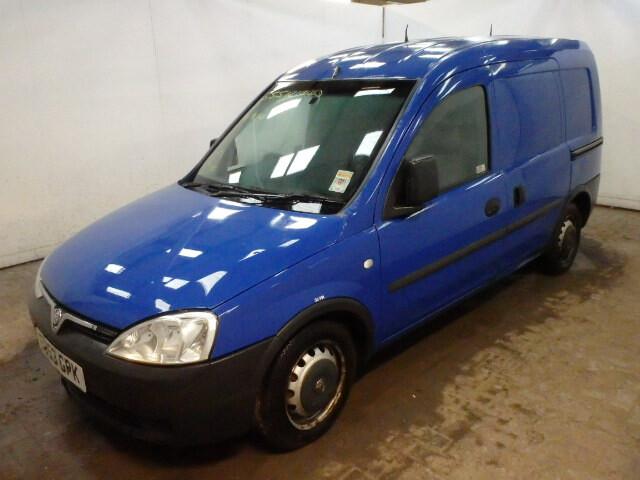 Opel Combo C 2003 m. dalys