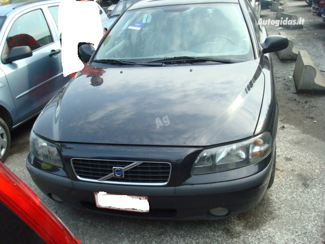 Volvo S60 I D5 120kw Automatic, 2003m.
