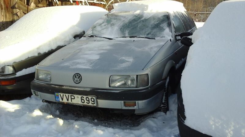 Volkswagen Passat B3 keletas pasatu!, 1992m.