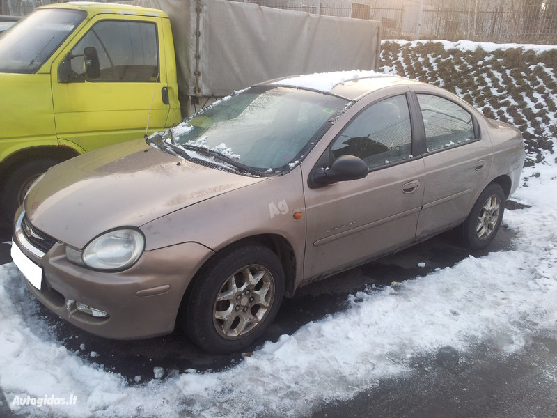 Chrysler Neon, 2000y.