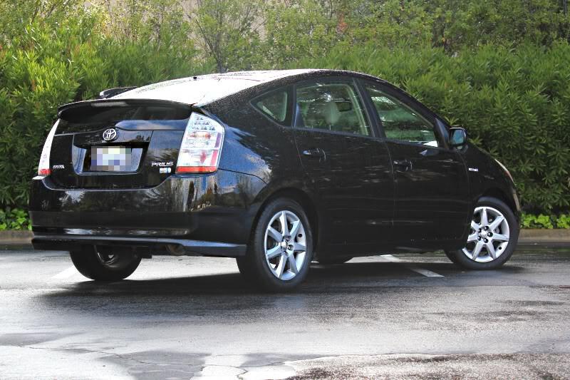 Toyota Prius 2007 m. dalys