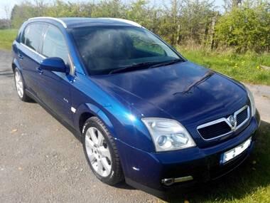 Opel Signum, 2005m.