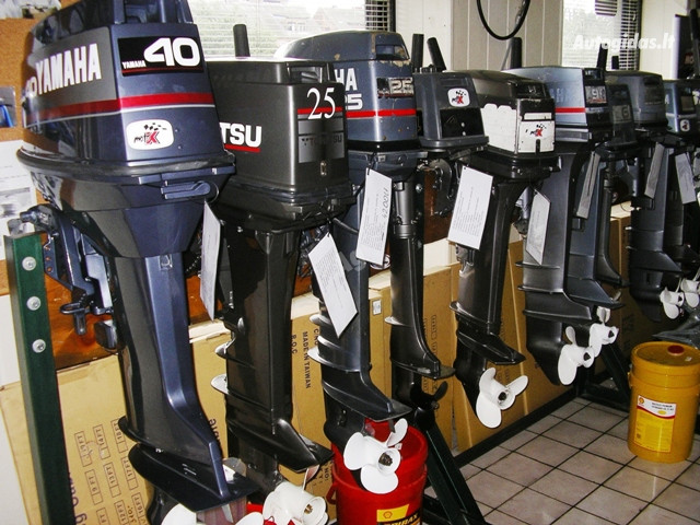 Двигатель Pakabinamų variklių  naudotos dalys 2005 г.